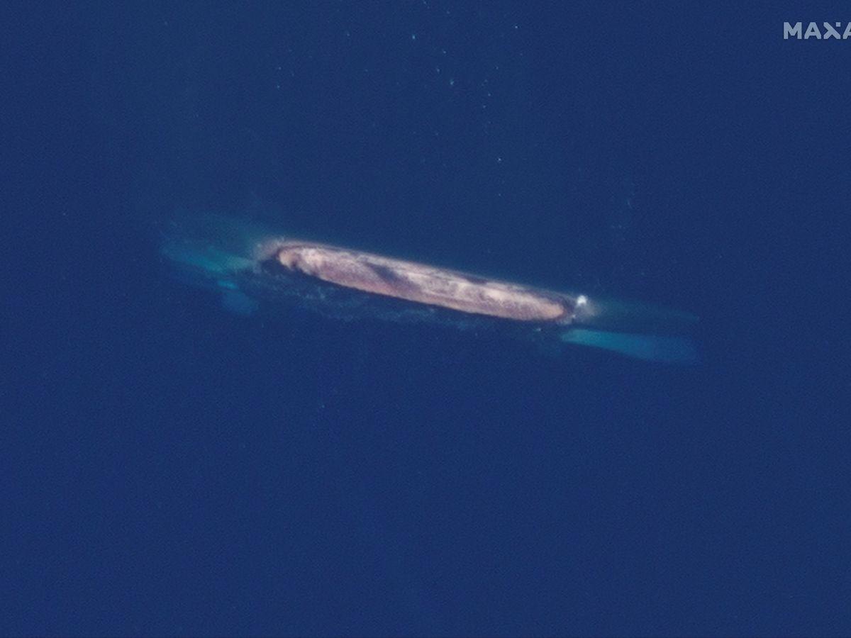 Foto: Imagen de archivo de un barco iraní en el Golfo de Omán