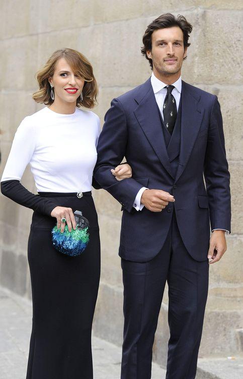 Rafael Medina y Laura Vecino en una foto de archivo (Gtres)
