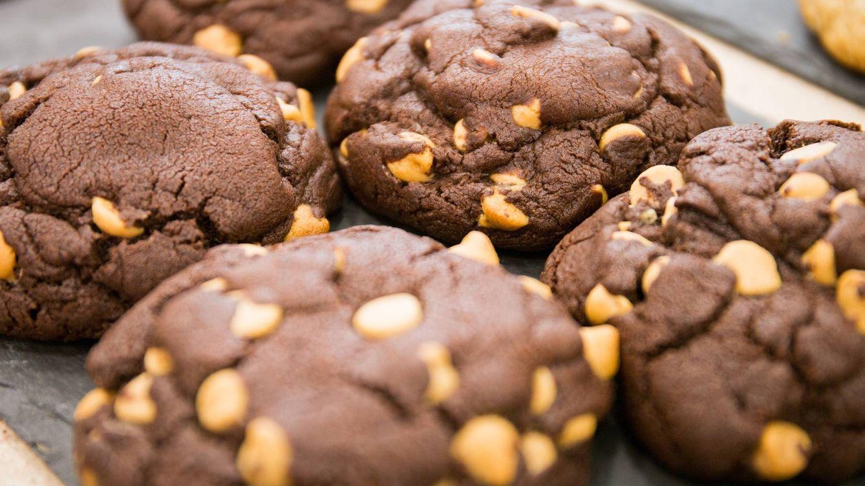 Foto: Galletas listas para servir. (The Cookie Lab)