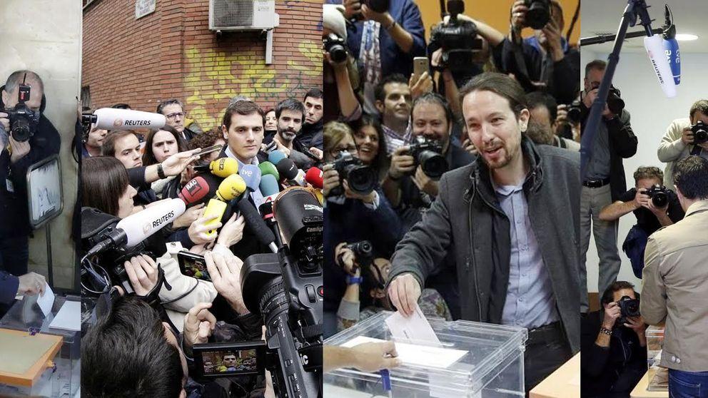 En directo los resultados de las elecciones generales de 2015