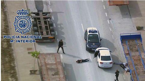 Detienen a 3 jóvenes asaltantes en Zaragoza, tras una peligrosa fuga en coche