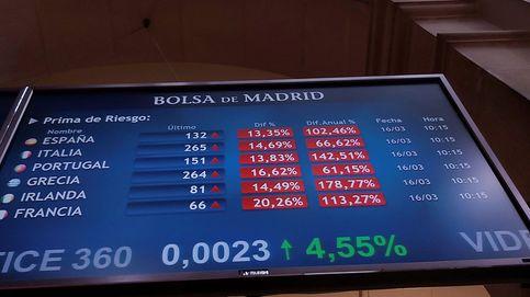 Los negros nubarrones sobre el euro vuelven a inflar las primas de riesgo