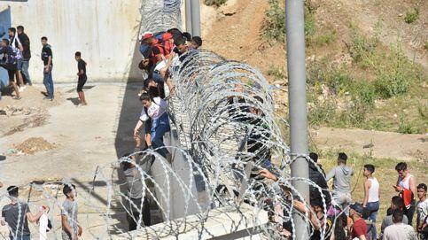 La 'pequeña marcha verde' muestra las costuras de la estrategia migratoria de la UE