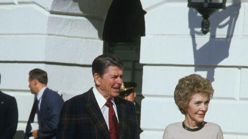 Un vestido, un embarazo prematrimonial y un tráiler casposo: lo que no sabías de Nancy Reagan