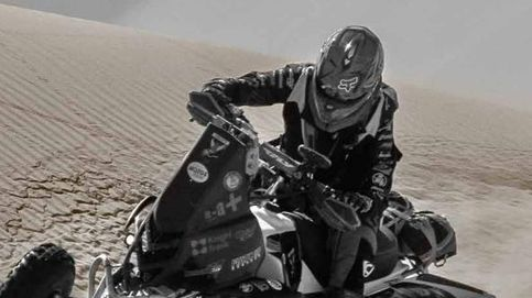 La historia de Alberto Prieto, el piloto que correrá el Dakar con una mano