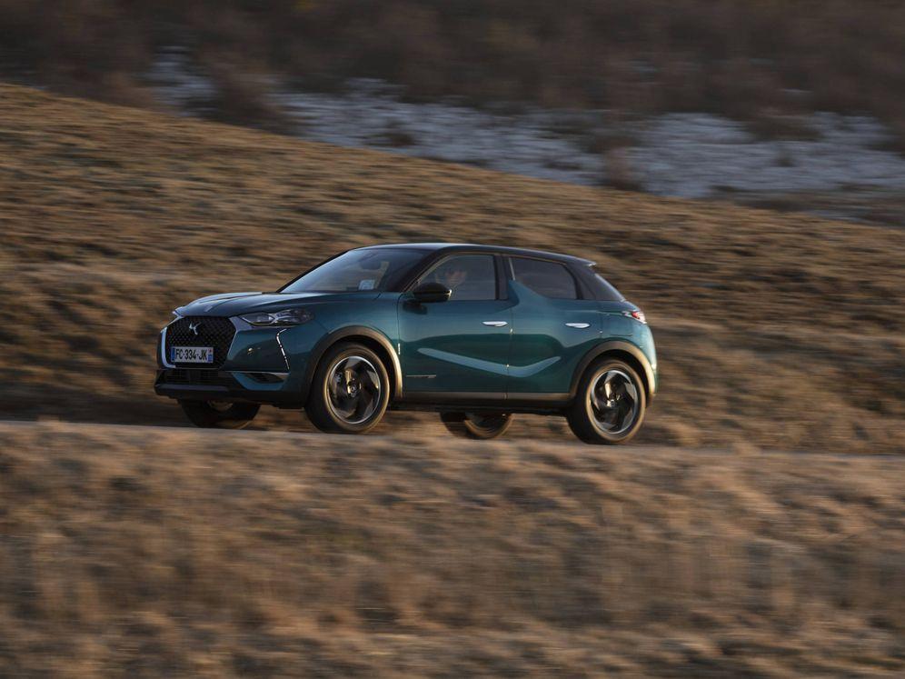 Foto: DS3 Crossback, un coche espectacular, con un gran equipamiento tecnológico y precio ajustado.