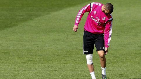 Benzema no viaja a Turín: el francés tratará de estar listo ante el Valencia