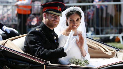El emocionante reencuentro de Meghan Markle con su vestido de novia
