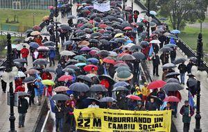 Las 'Marchas de la Dignidad' prevén convertirse en un 15-M multiplicado