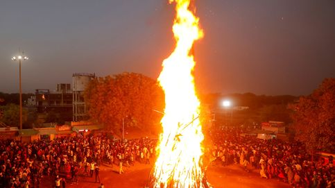Talar parques para incinerar cadáveres y otras lecciones de humildad