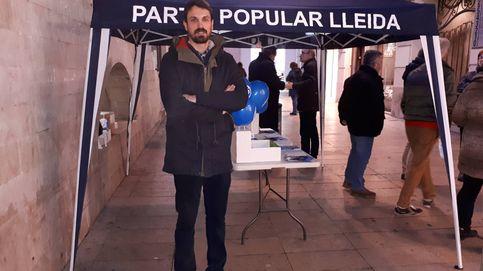 El edil que dejó PSC por PP: Me harté de ir con el freno al hablar de España