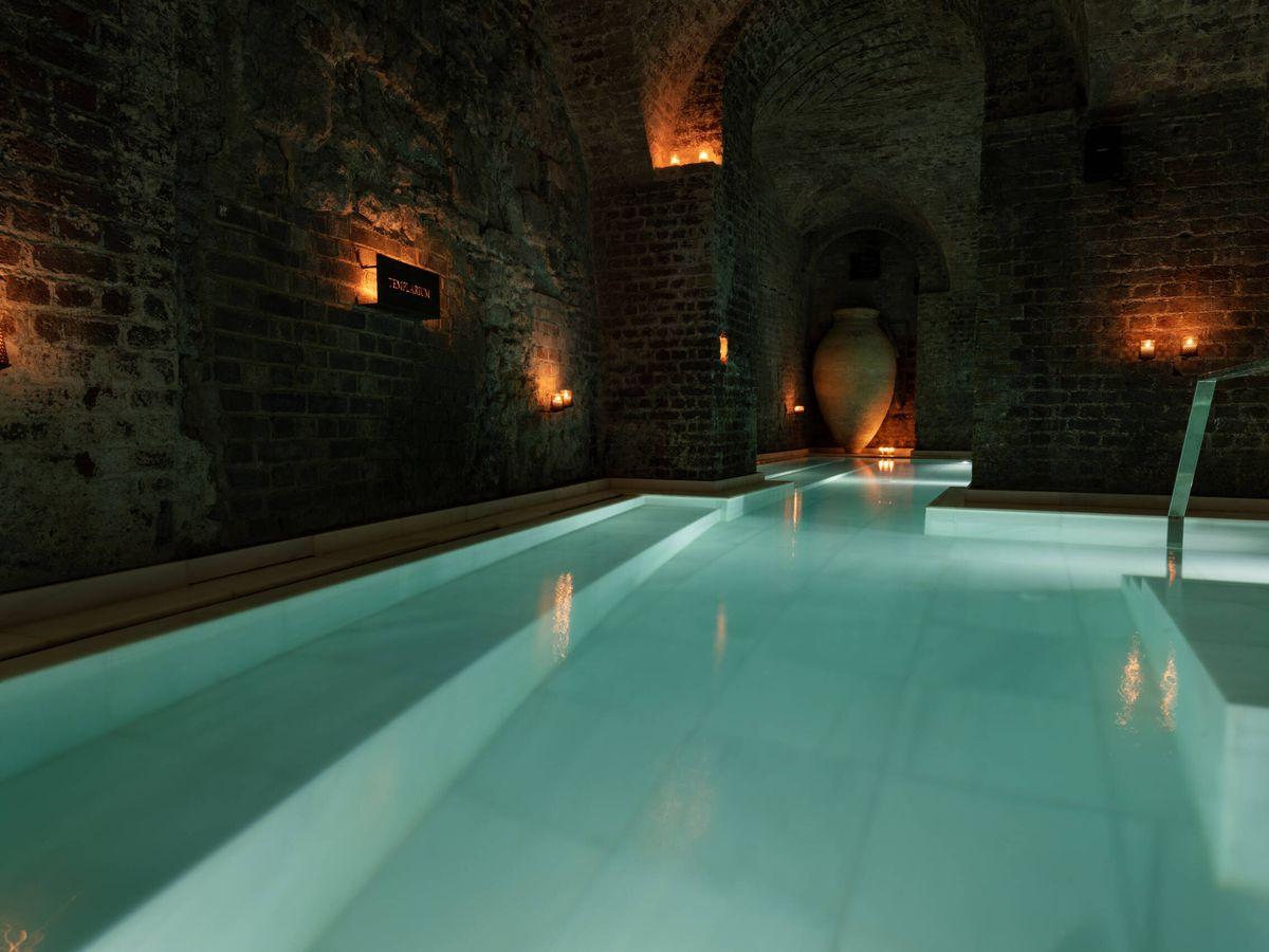 Foto: Aire Ancient Bath de Londres.