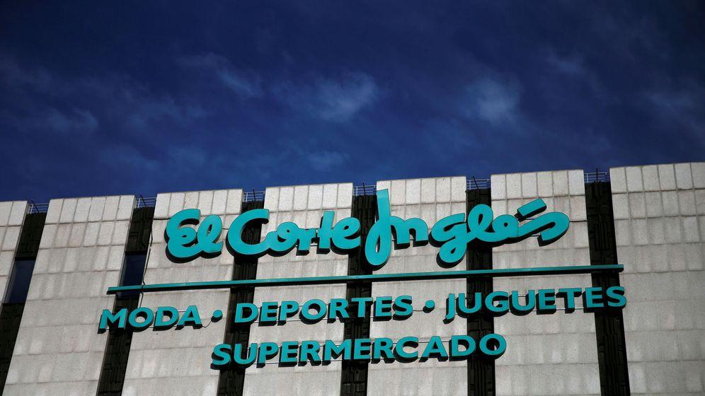 Foto: El logo del Corte Inglés. (Reuters)
