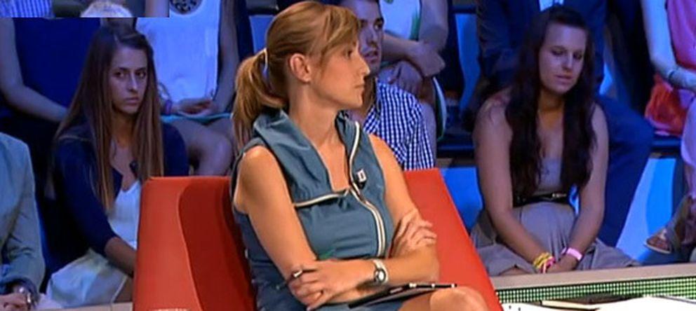Foto: La diputada de Izquierda Unida Tania Sánchez en una imagen de archivo en el plató de 'laSexta Noche'