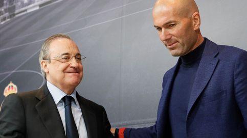 Los seis reproches de Florentino a Zidane en la planificación del nuevo Real Madrid
