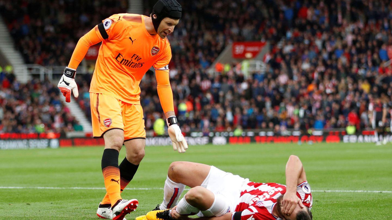 Jesé Rodríguez batió a Petr Cech. (Reuters)