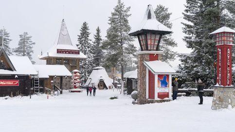 Papá Noel se queda sin visitantes: los turistas no pueden ir a Laponia