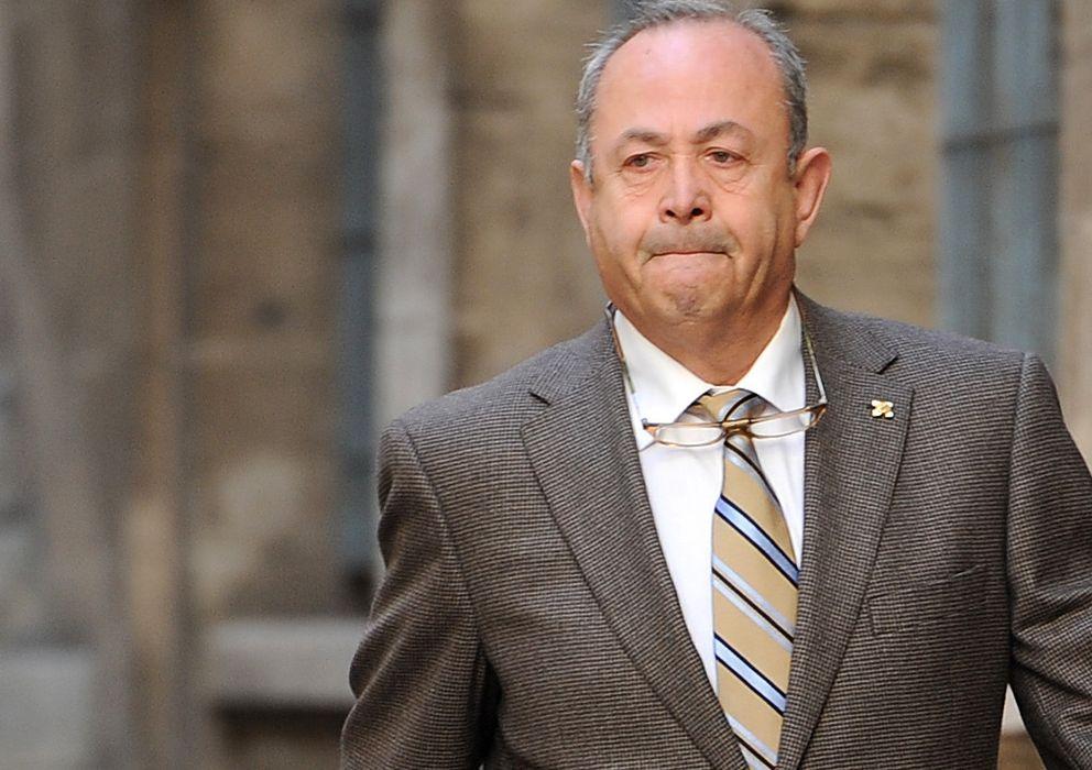Foto: El juez de Palma de Mallorca José Castro (EFE)
