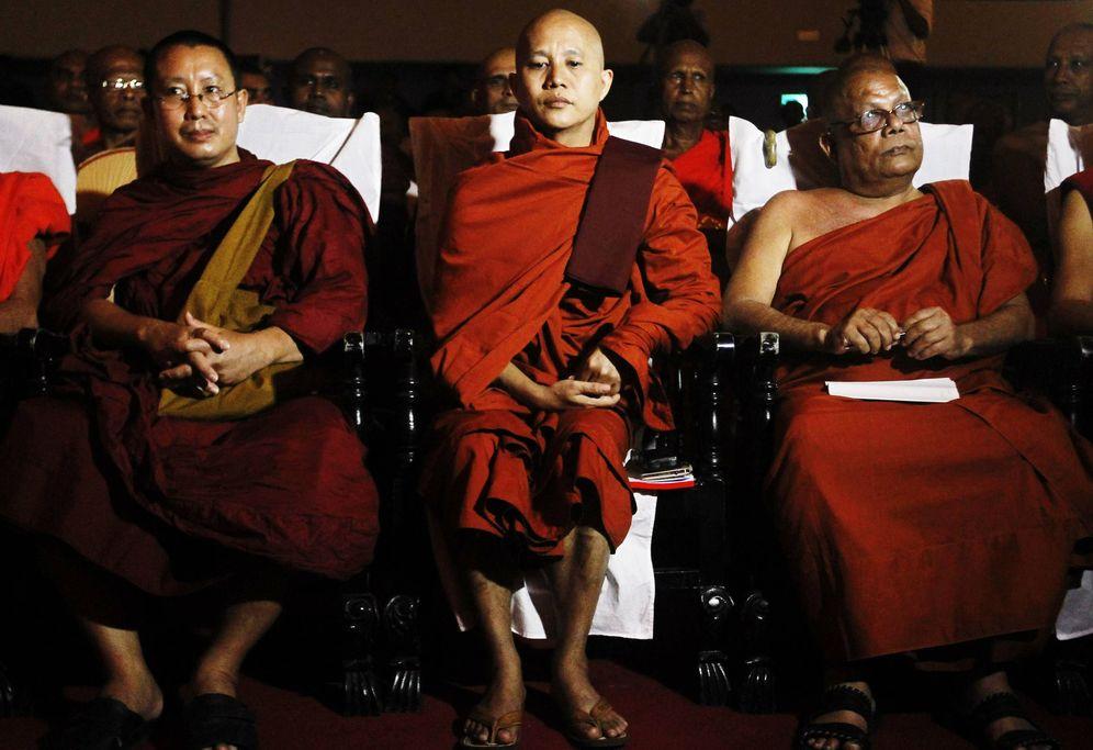 Foto: Ashin Wirathu