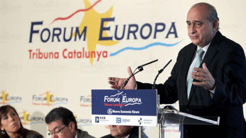 Jorge Fernández Díaz, 'el Pato' amigo de Rajoy