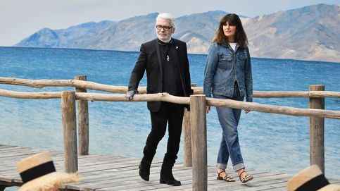 Virginie Viard, mano derecha y sucesora de Karl Lagerfeld al frente de Chanel
