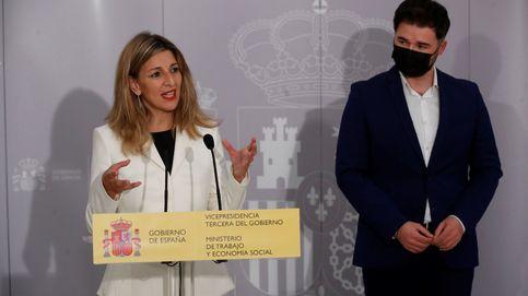 Díaz aboga por reiniciar la legislatura tras el 4-M y mima a sus socios en busca de estabilidad