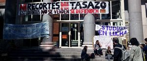 Foto: ¿Universidad para ricos? Los estudiantes ahogados por las tasas piden un fondo social