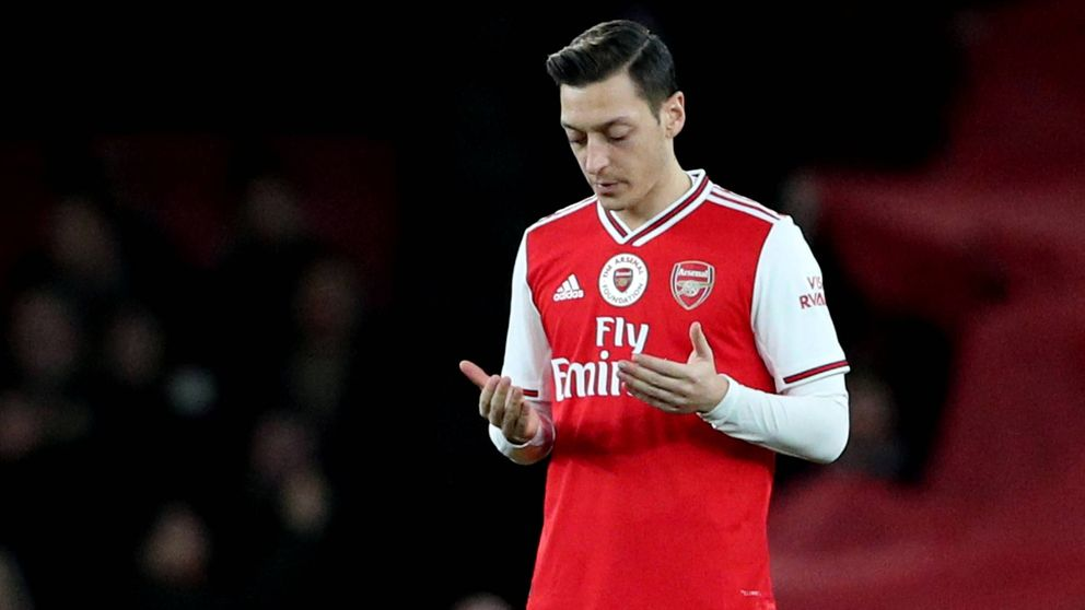 La NBA, Mesut Özil... La mordaza que el dinero de China pone al deporte occidental