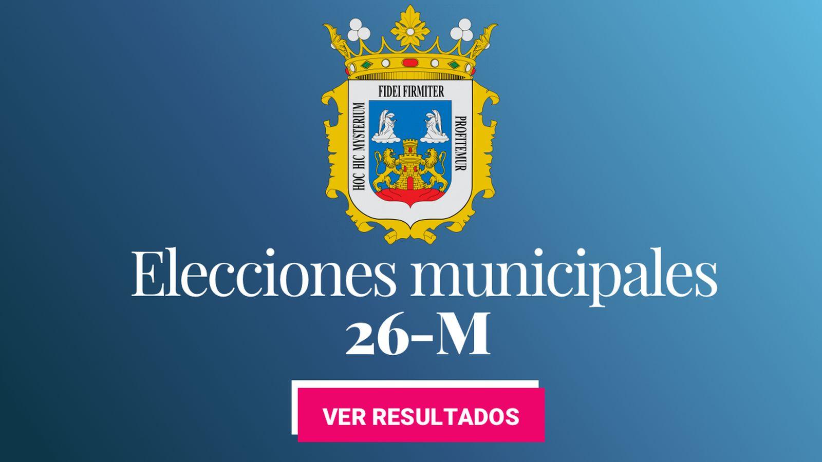 Foto: Elecciones municipales 2019 en Lugo. (C.C./EC)