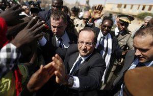 Hollande y su nuevo récord de impopularidad: cae hasta el 23%