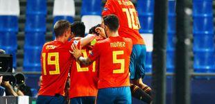 Post de España - Alemania Sub-21: horario y dónde ver en TV y 'online' la final de la Eurocopa