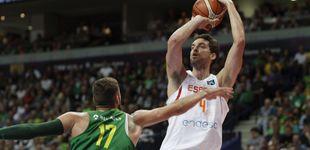 Post de Pau Gasol ya está listo para el EuroBasket tras liderar la victoria en Lituania