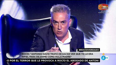 Nuevo ataque de ira de Kiko Hernández contra Antonio David tras ver 'Rocío'