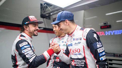 La realidad paralela de la que disfruta Alonso en las 24 Horas de Le Mans