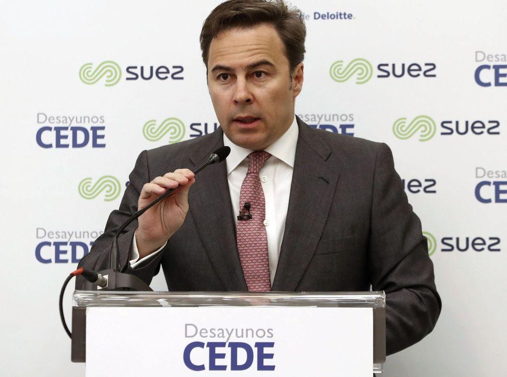 Foto: El presidente de El Corte Inglés, Dimas Gimeno. (EFE)
