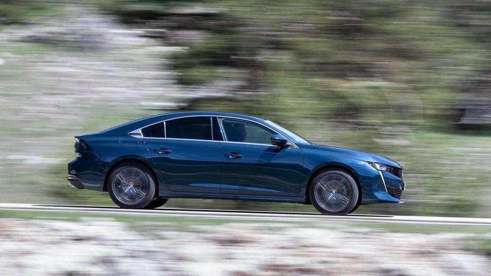 Foto: Peugeot tiene una larga tradición con las berlinas