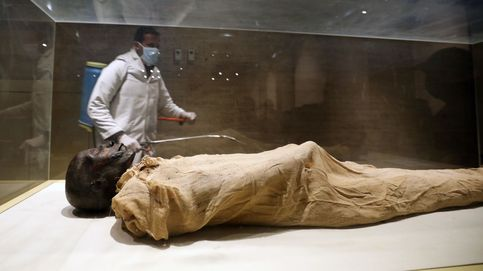 Múltiples atacantes y heridas ocultadas: desvelan cómo murió el faraón Seqenenra