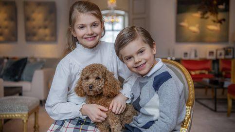 Las fotos con las que Estelle de Suecia celebra su noveno cumpleaños