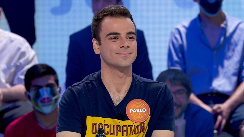 Pablo Díaz, el concursante de 'Pasapalabra' que está logrando noquear a Nacho Mangut