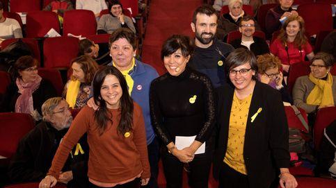 A juicio un exconcejal de la CUP de Lleida por colocar lazos amarillos en el Ayuntamiento