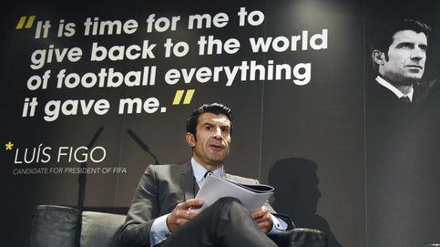 Luis Figo propone expandir el Mundial a 40 o 48 selecciones