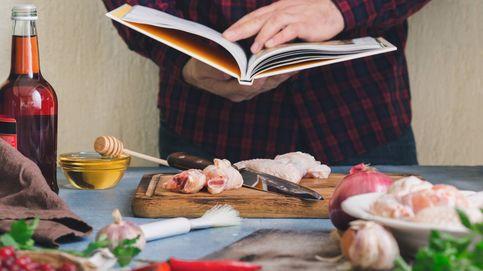 5 libros de cocina que te van a facilitar (mucho) la vida