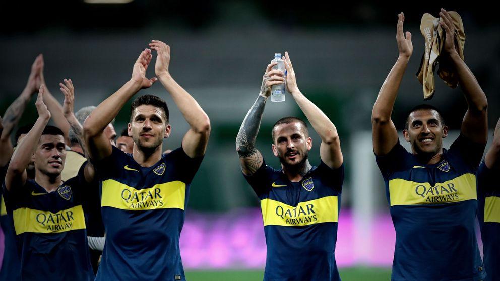 Boca Juniors - River Plate en directo: goles, resumen y resultado de la Libertadores