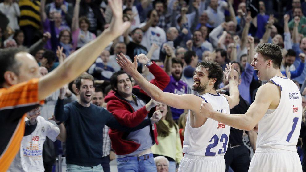 Sergio Llull insiste en cerrar la puerta a la NBA: Soy feliz en el Real Madrid