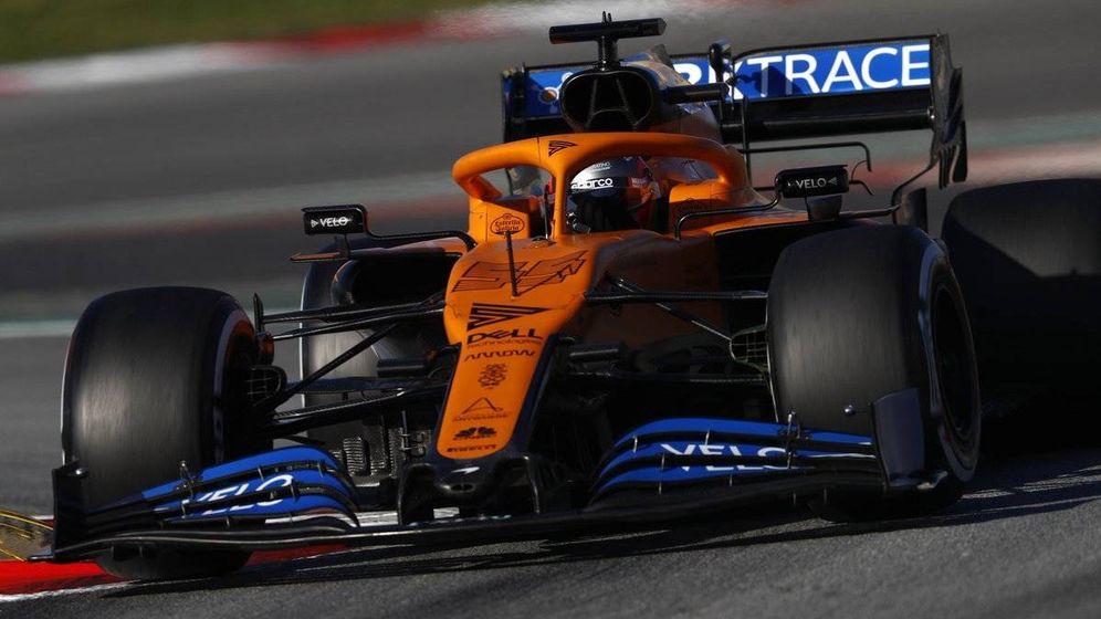 Foto: McLaren parece que rivalizará con Racing Point en el arranque de la temporada 2020 (McLaren)