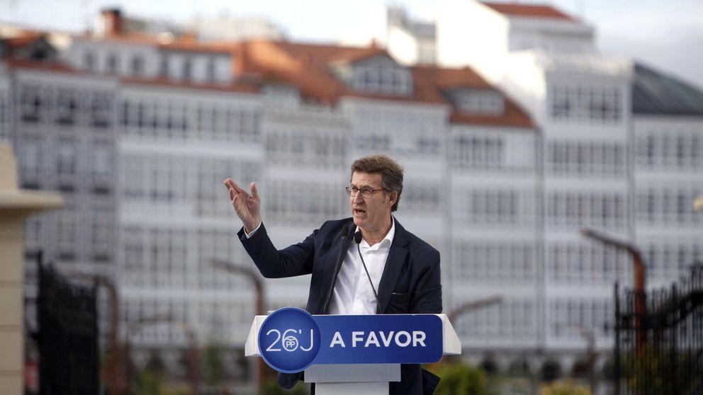 Feijóo se proclama primer ministro de Galicia y descarta dar el salto a Madrid