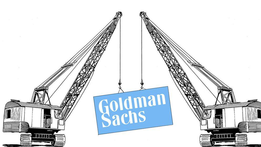 Los 'trucos' de Goldman para quedarse 3.000 pisos públicos sin ganar concurso