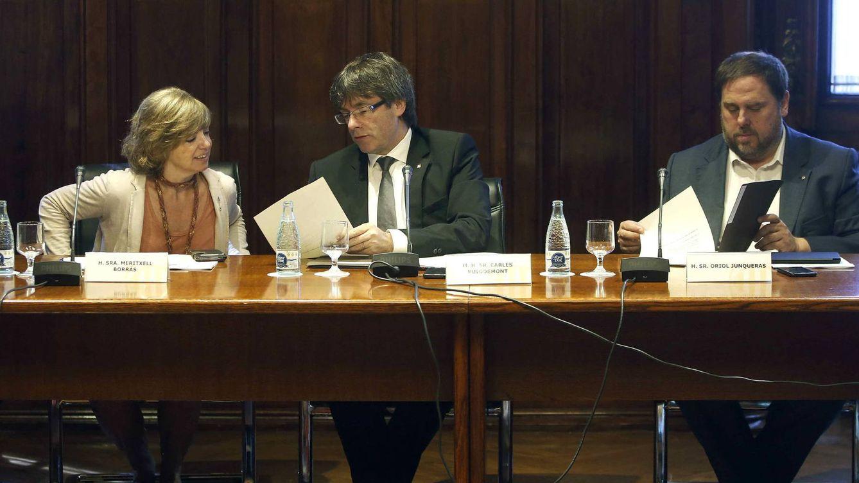 Cumbre urgente para frenar la desconfianza entre los impulsores del 'procés' catalán