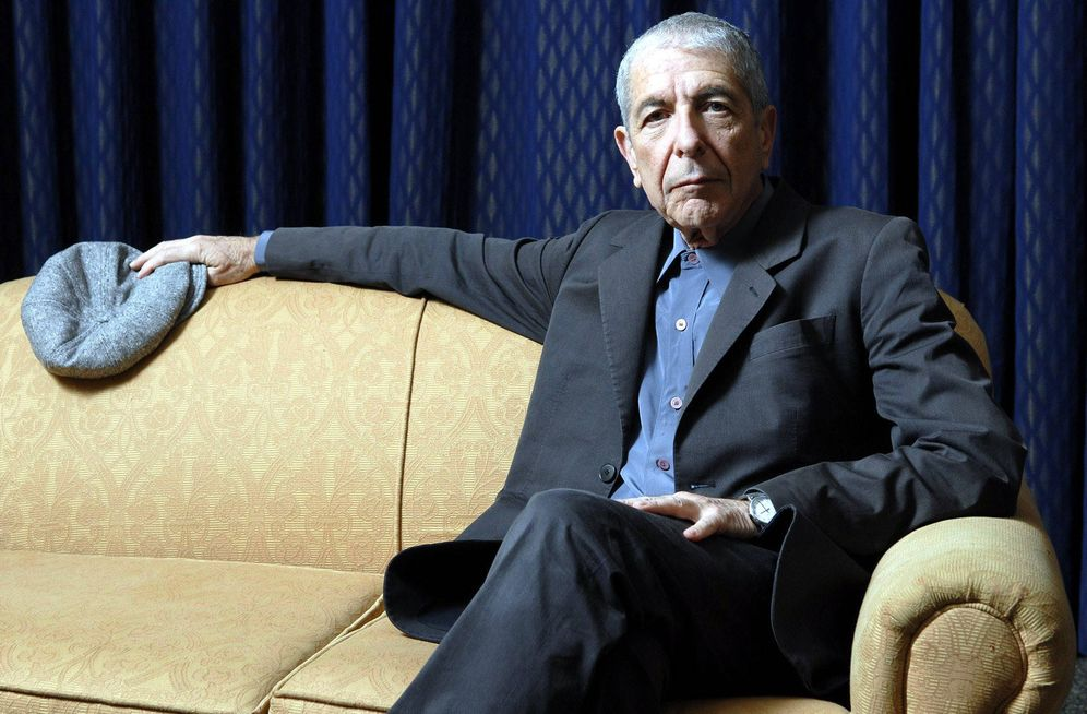 Foto: El cantante Leonard Cohen en una imagen de archivo (Gtres)