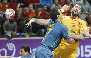 Sierra, Cañellas y poco más: España sufre contra Brasil para sumar su segundo triunfo